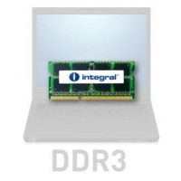 Integral 4GB 1333MHz CL9 DDR3 notebook memória (IN3V4GNZBIX)