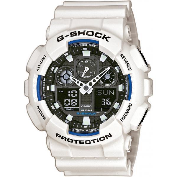 Casio G-Shock GA-100 férfi karóra 8038a94c1e