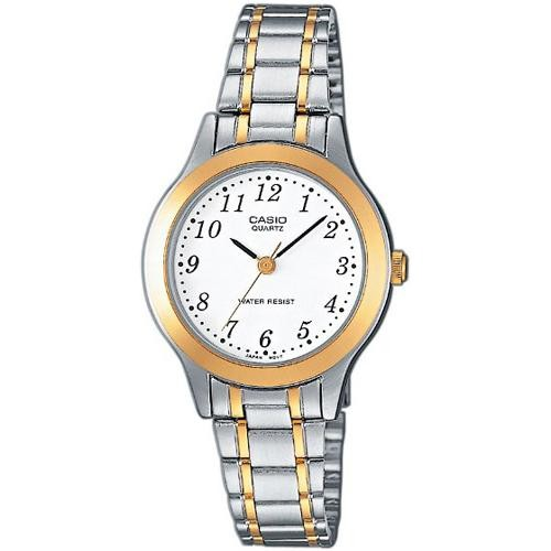 Casio Collection LTP-1263G női karóra a6e830099d