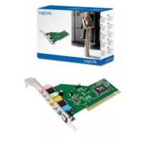 LogiLink 7.1 PCI hangkártya