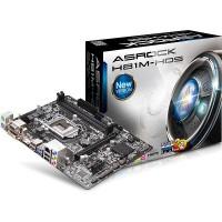 ASRock H81M-HDS alaplap