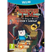Adventure Time: Explore the Dungeon Because I Don´t Know - Wii U