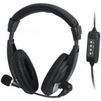 LogiLink HS0019 fejhallgató