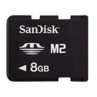 Sandisk Memory Stick Micro (M2) 8GB memóriakártya