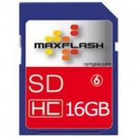 MAXFLASH SDHC 16GB memóriakártya