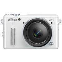 Nikon 1 AW1 fényképezőgép kit (11-27.5mm objektívvel)
