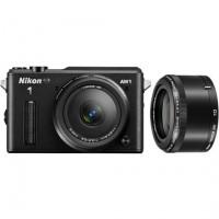 Nikon 1 AW1 fényképezőgép kit (11-27.5mm+10mm objektívvel)