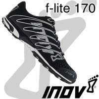 inov-8 F-Lite 170 futócipő (fekete-fehér) 42d55a05bc