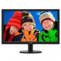 Philips V-line 243V5LHAB monitor