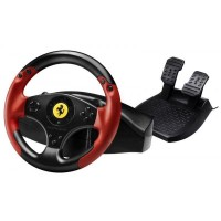Thrustmaster Ferrari Racing Wheel Red Legend Edition kormány PC/PS3