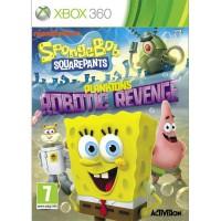 SpongeBob SquarePants: Plankton´s Robotic Revenge - XBOX 360