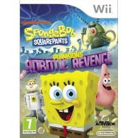 SpongeBob SquarePants: Plankton´s Robotic Revenge - Wii