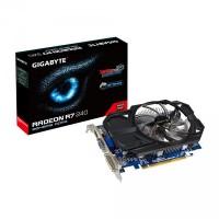 Gigabyte Radeon R7 240 2GB DDR3 OC videokártya (GV-R724OC-2GI)