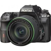 Pentax K-3 fényképezőgép kit (18-135mm objektívvel)