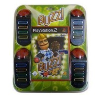 Buzz! The Sports Quiz + buzzers - PS2