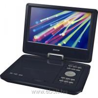 Sencor SPV 2919 hordozható DVD lejátszó