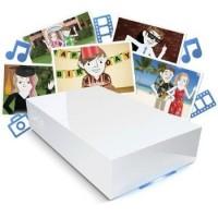LaCie CloudBox 2TB hálózati merevlemez