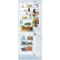 Liebherr ICN 3366 Premium beépíthető kombinált hűtőszekrény
