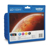 Brother LC-1100 MultiPack eredeti patron