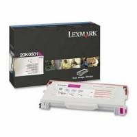 Lexmark 20K0501 eredeti toner