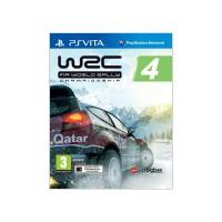 WRC: FIA World Rally Championship 4 - PS Vita