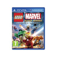 LEGO Marvel Super Heroes: Universe in Peril - PS Vita