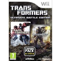Transformers Ultimate Battle Edition (Combo Pack) - Wii
