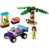 LEGO Friends - Olivia homokfutója (41010)