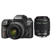 Pentax K-3 fényképezőgép kit (18-55mm+50-200mm objektívvel)