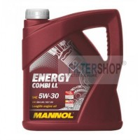 Mannol 7907 Energy Combi LL 5W-30 4L motorolaj
