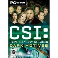 CSI Crime Scene Investigation: Dark Motives - PC