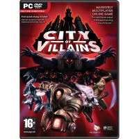 City of Villains (Collector's Edition) - PC