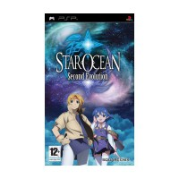Star Ocean: Second Evolution - PSP