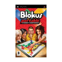 Blokus: Portable Steambot Championship - PSP