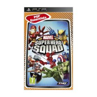 Marvel Super Hero Squad - PSP