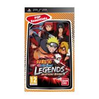 Naruto Shippuden Legends: Akatsuki Rising - PSP