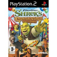 Shrek Carnival Craze: Party Games - PS2