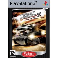 The Fast and The Furious: Tokyo Drift - PS2