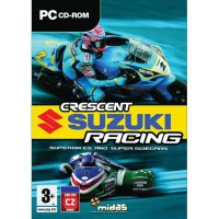 Crescent Suzuki Racing: Superbikes and Super Sidecars - PC