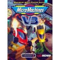 Micro Machines V3 - PC