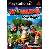 Worms 4: Mayhem - PS2