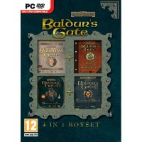 Baldur's Gate 4 in 1 Boxset - PC