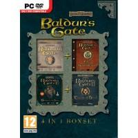 Baldur's Gate 4 in 1 Boxset - PC