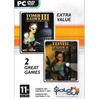 Tomb Raider 3 + Tomb Raider 4 - PC