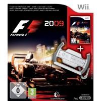 Formula 1 2009 + kormánykerék - Wii
