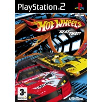 Hot Wheels: Beat That! - PS2