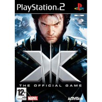 X-Men: The Official Game - PS2