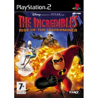 The Incredibles: Rise of the Underminer - PS2