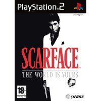 Scarface: The World is Yours - PS2
