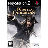 Pirates of the Caribbean: At World's End - PS2